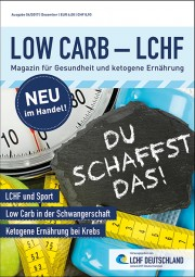 LOW CARB - LCHF Magazin 4/2017