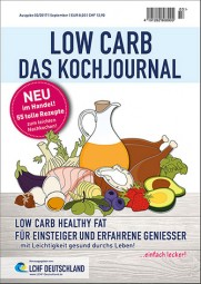 Low Carb Das Kochjournal LOW CARB HEALTHY FAT