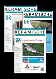 Abonnement Keramische Zeitschrift