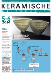 Keramische Zeitschrift 5/6 2014