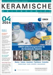 Keramische Zeitschrift 4/2014