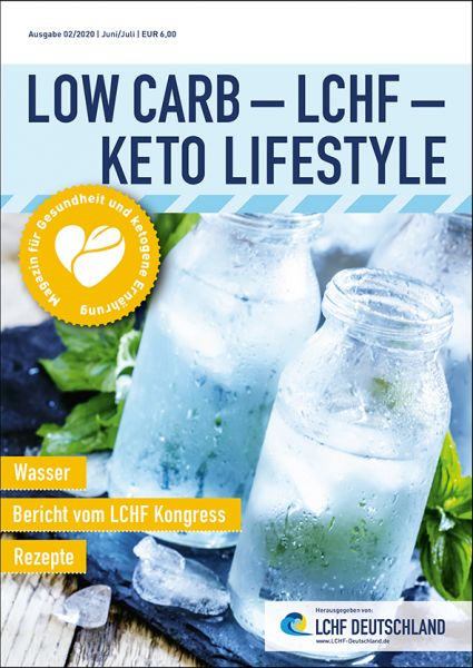 LOW CARB - LCHF Magazin 3/2020