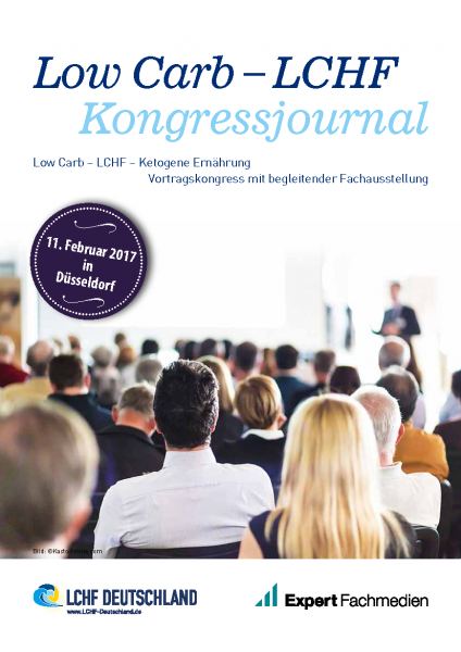 Low Carb – LCHF Kongressjournal - Kostenloser PDF Download