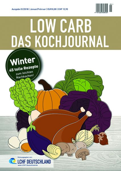 Low Carb Das Kochjournal Winter - Restbestand