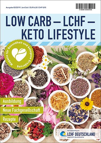 LOW CARV - LCHF Magazin 2/2019