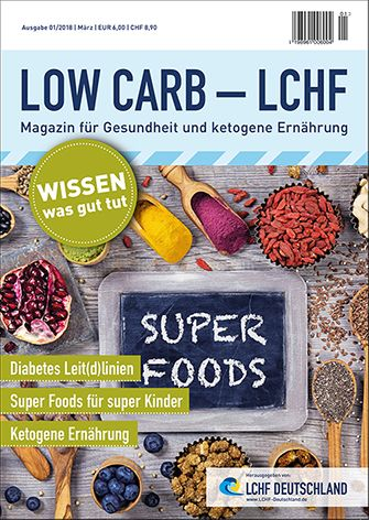 LOW CARB - LCHF Magazin 01/2018