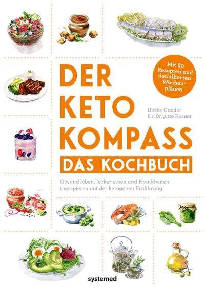 Der Keto Kompass Das Kochbuch