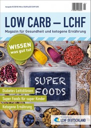 LOW CARB - LCHF Magazin 1/2018